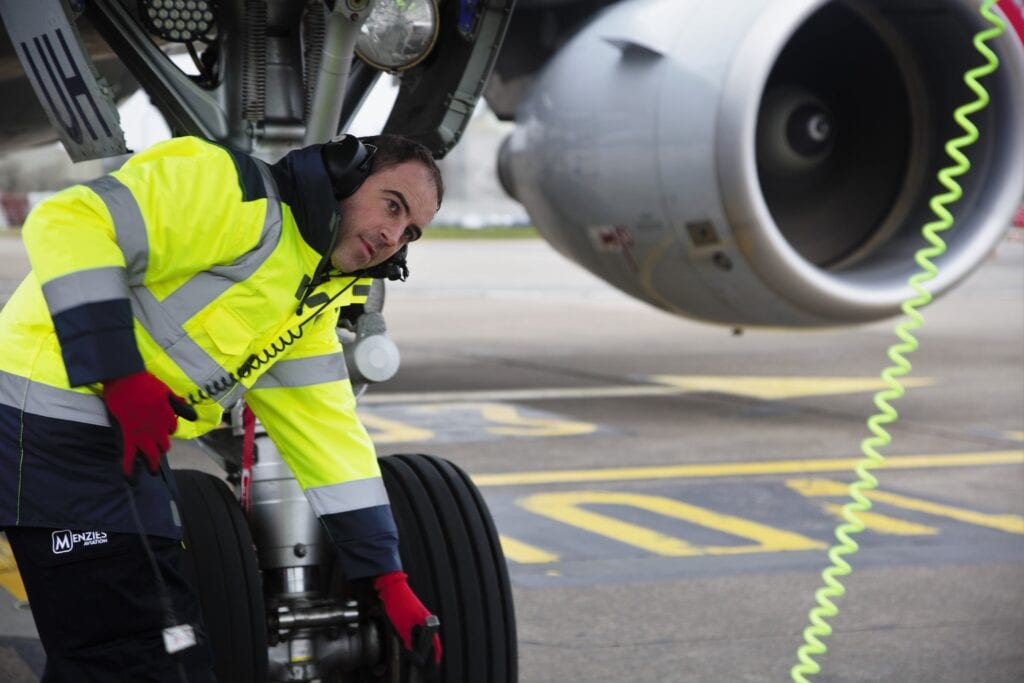 Menzies Aviation Ground Crew v2