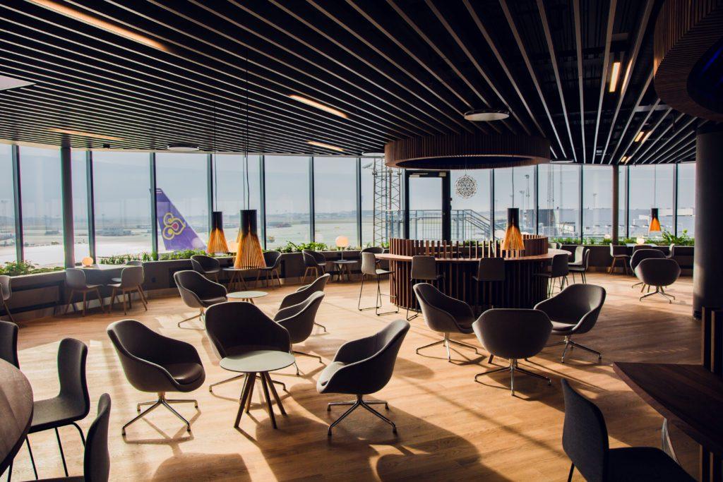 Airport Executive Lounge