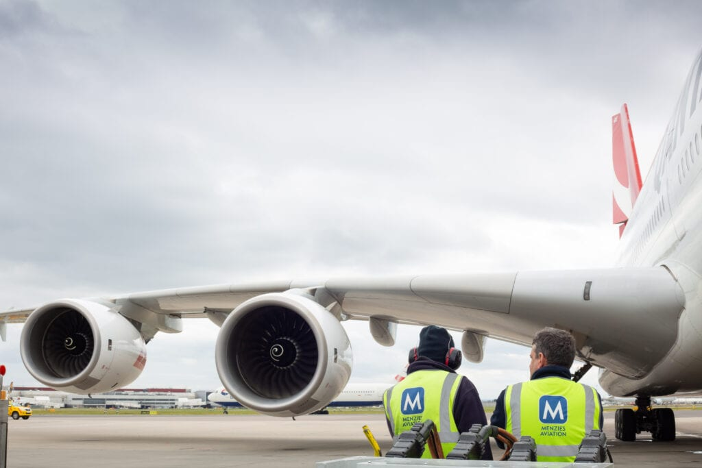 Menzies Aviation Ground Crew v3