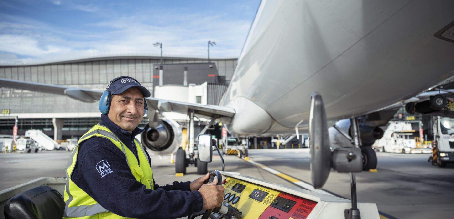 Menzies Aviation Ground Crew v5