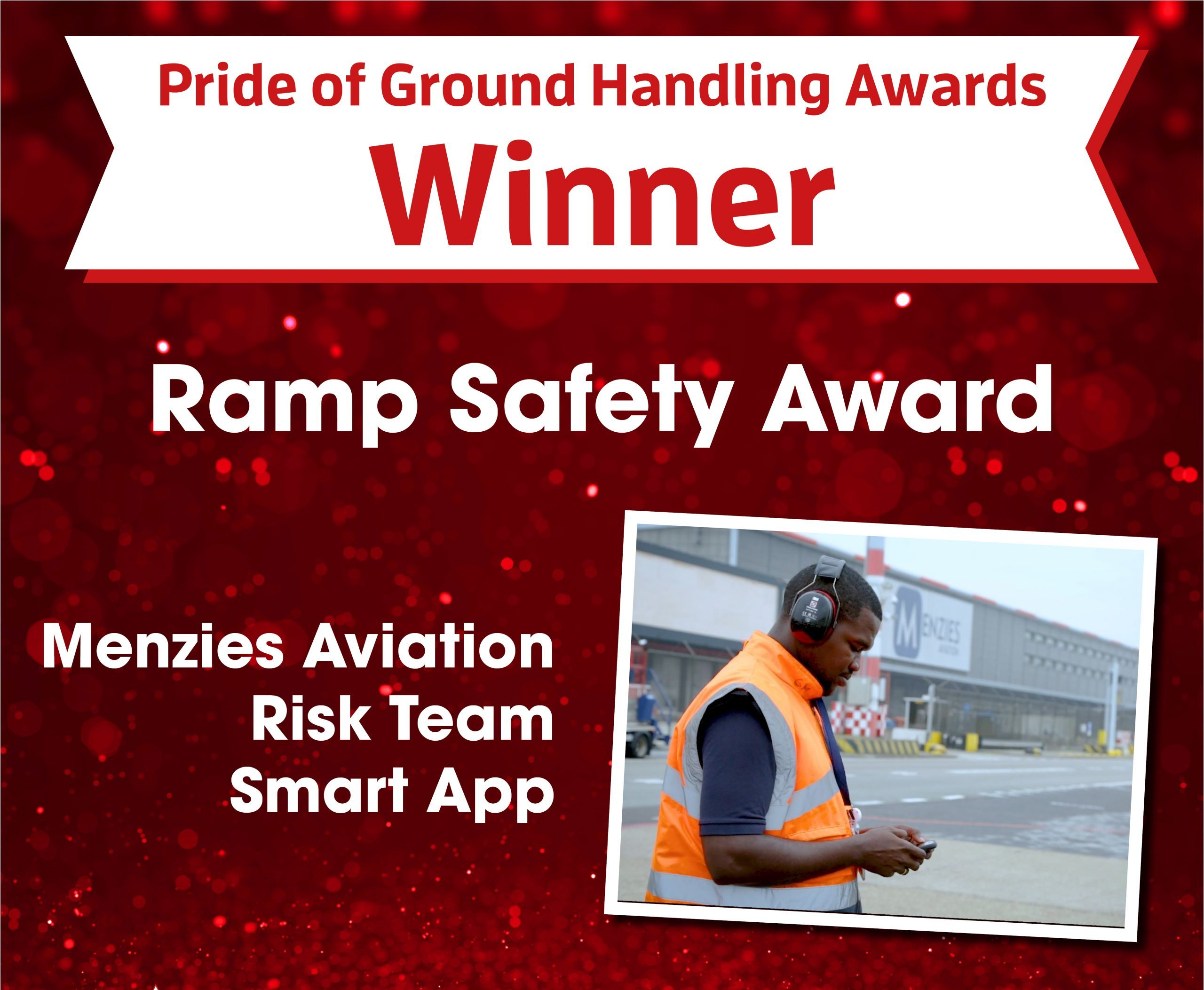 Pride of ground handling awards
