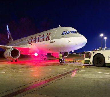Qatar plane